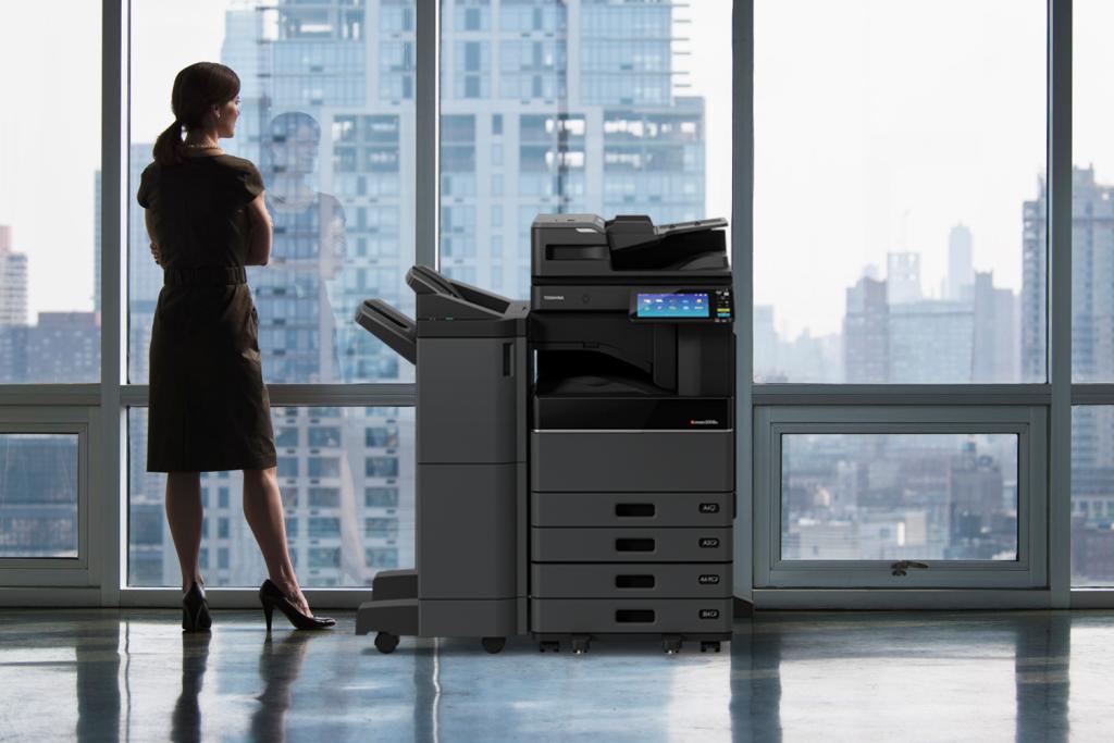 Los nuevos equipos multifunción. Un todo en uno que permiten Fotocopiar, imprimir y digitalizar entre muchas otra funciones.
